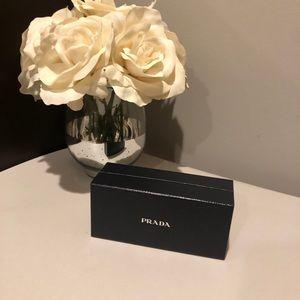 Authentic Black Prada Box small